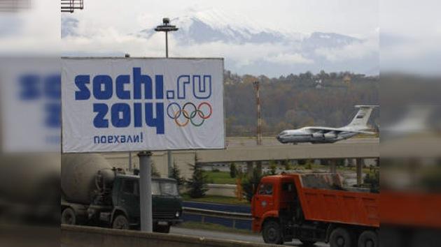 Los Juegos Olímpicos en Sochi serán los más caros de la Historia