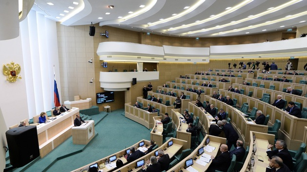 """Senadores rusos: """"Occidente intenta castigar a Rusia por tener una política independiente"""""""