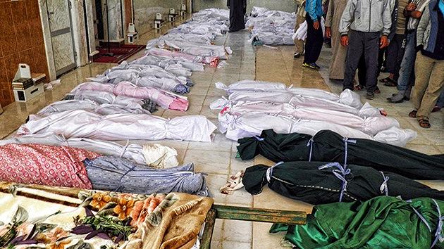"""Damasco: """"Rechazamos la responsabilidad en la masacre terrorista en Homs"""""""