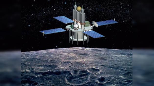 Potentes faros iluminarán el camino a la Luna para estaciones rusas