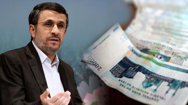 Parlamento iraní convoca al presidente Ahmadineyad por crisis de la moneda nacional