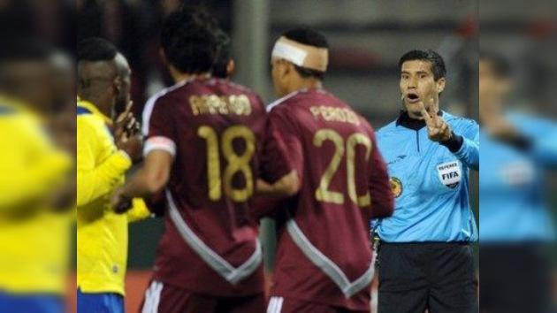 González bate a Ecuador y catapulta a Venezuela al liderato del Grupo B de la Copa América