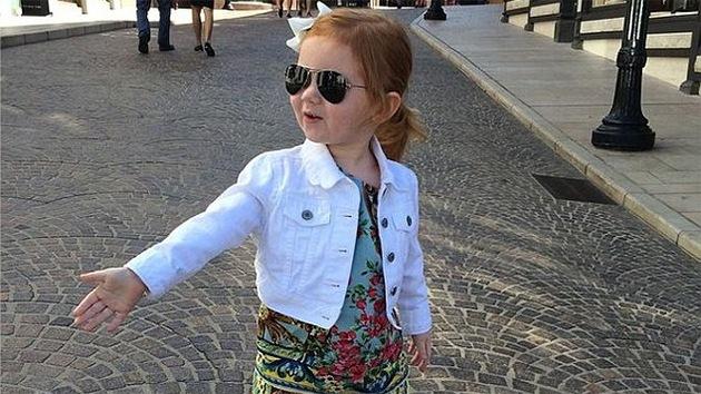 Fotos: La niña más rica de Instagram entra en el mundo de los grandes negocios
