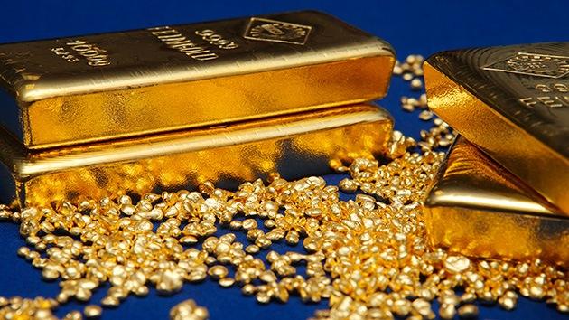 Tiembla el dólar: Rusia atesora enormes cantidades de oro