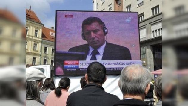 Condena de  24 años de cárcel para el exgeneral croata Ante Gotovina