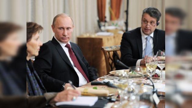 """Putin: """"No queremos que se repita en Siria algo parecido a lo que pasó en Libia"""""""