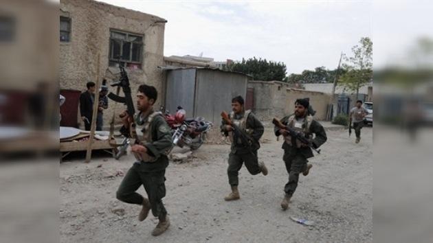Un grupo de terroristas asaltan un edificio de la ONU en Afganistán
