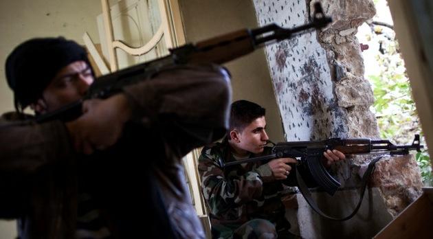 """""""Francia y el Reino Unido apoyan el terrorismo en Siria"""""""