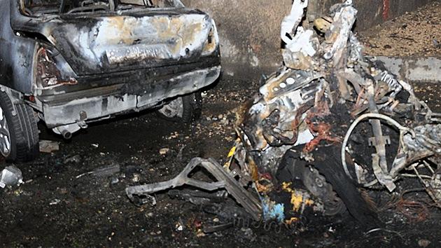 Grave atentado con coche bomba en Damasco deja numerosas víctimas