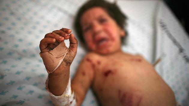 Video impactante: Cuatro niños mueren en un ataque israelí por una playa de Gaza