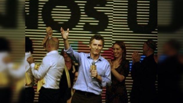 Mauricio Macri reelegido como Jefe de Gobierno de Buenos Aires