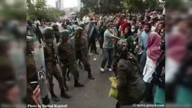 Más de 50 detenidos tras las protestas de la oposición en Irán