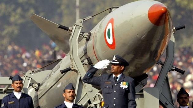 La India e Israel construirán un escudo antimisiles contra China