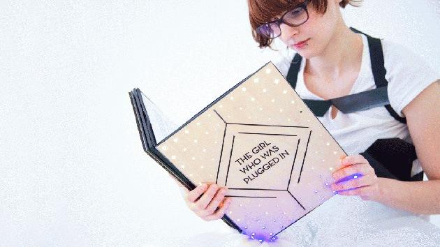 Una historia que engancha: crean un libro que permite sentir emociones reales