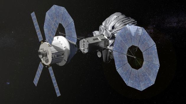 La NASA busca capturar un asteroide en 2019