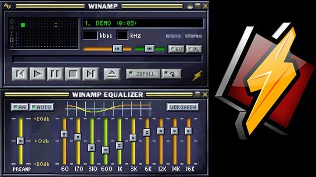 Winamp se desconecta para siempre