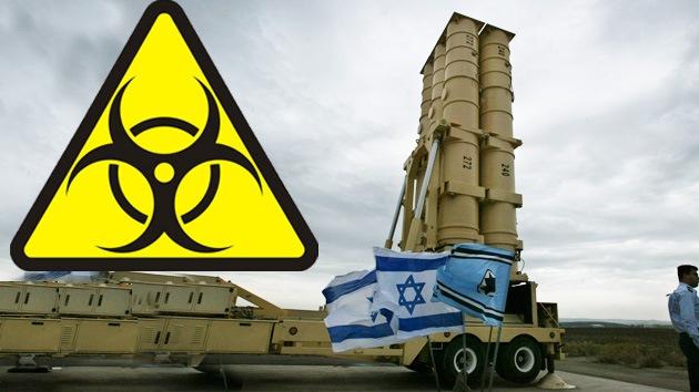 Israel amenaza a Siria con un ataque si distribuye sus armas químicas