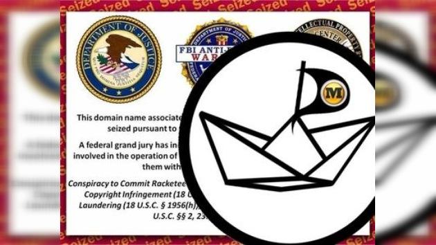 Partidos Piratas europeos planean denunciar al FBI por cerrar Megaupload