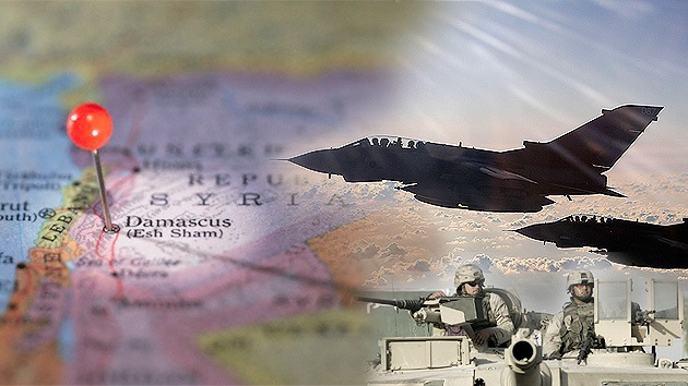 Occidente dice a la oposición siria que espere un ataque en los próximos días