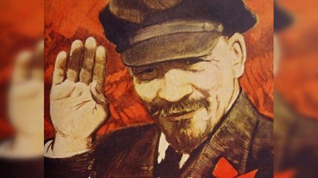 Lenin: cumple 140 años y sigue vivo