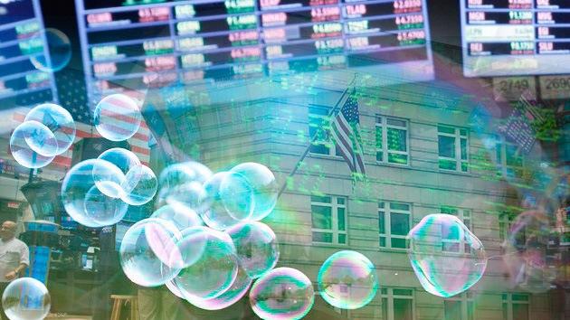 """La burbuja en el mercado de valores de EE.UU. se ha vuelto ya """"extremadamente peligrosa"""""""