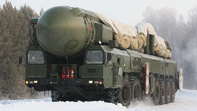 Rusia cumplirá con el control de sus armas pese a las tensiones con la OTAN por Ucrania