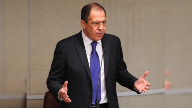 Rusia tomará medidas 'adecuadas' si EE.UU. sigue ignorando sus exigencias sobre el escudo