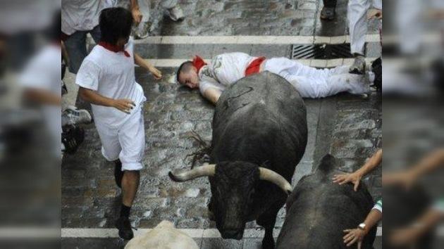 San Fermín: Los toros y los mozos andan sueltos