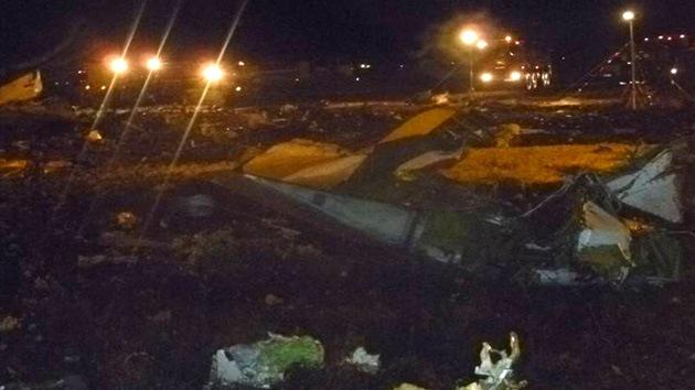 Un fallo técnico y un error del piloto son las hipótesis principales del accidente aéreo de Kazán