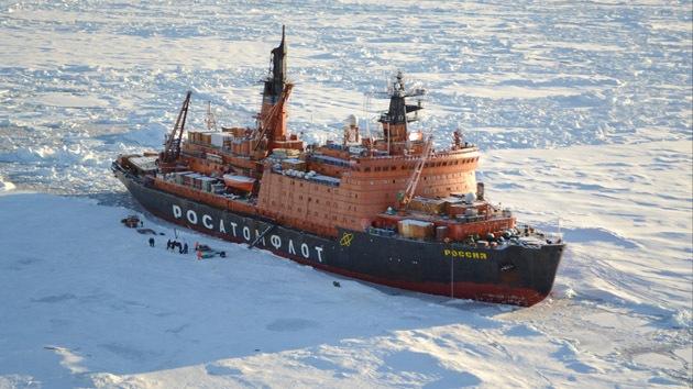 La guerra del Ártico: los países luchan por la región más rica del mundo