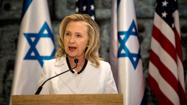 EE.UU. critica a su aliado Israel por la edificación de 3.000 nuevas casas en Palestina