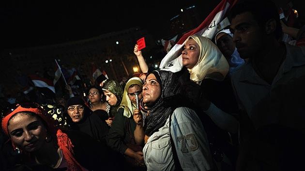 Casi un centenar de mujeres violadas en cuatro días de protestas en Tahrir