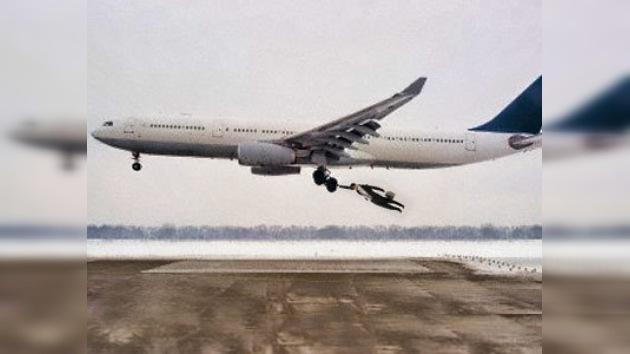Avión de Emiratos Árabes voló con polizón a bordo