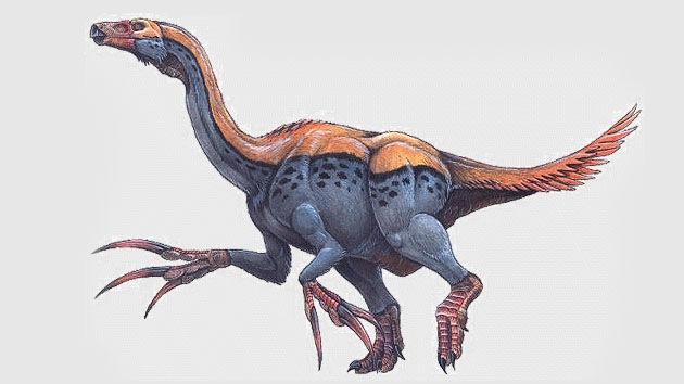 """Descubren una colonia de dinosaurios """"raros"""" en el desierto del Gobi"""