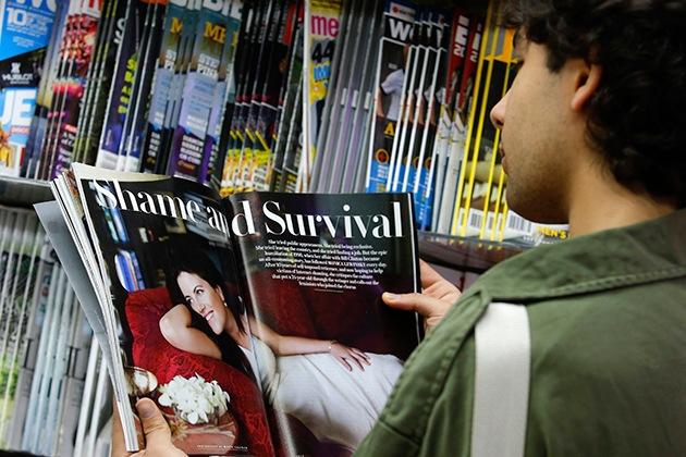 Renoncer à lire l'actualité rendrait-il plus heureux ?  B1478b229bf55f204ab4462412d4b5a7_article630bw