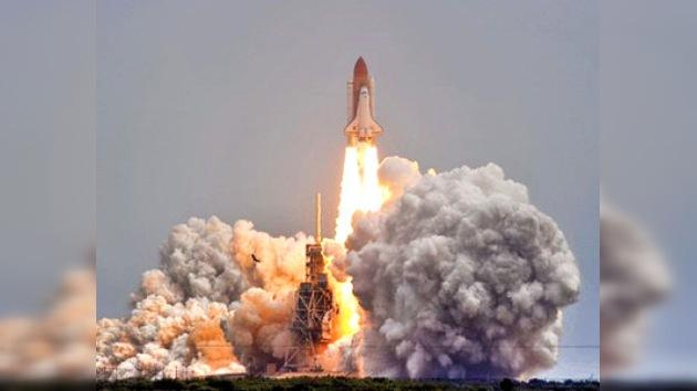El despegue del Atlantis pone fin a la era de los transbordadores espaciales