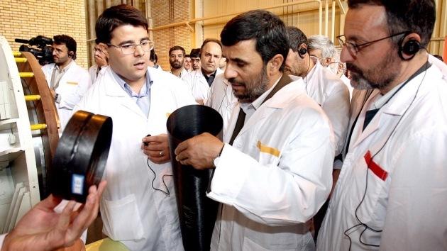 Enriquecer uranio hasta más del 20% no está en la agenda de Irán
