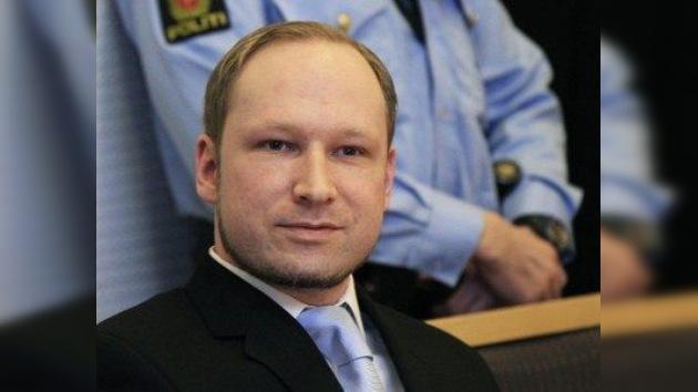 Breivik planeaba un atentado contra la vida de Obama en Oslo