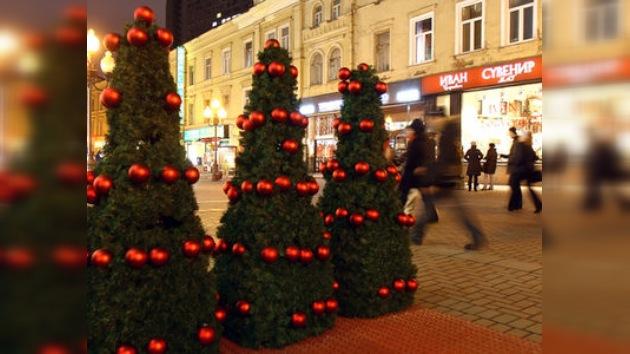 ¿Cuánto gastan los rusos en celebración de Año Nuevo?