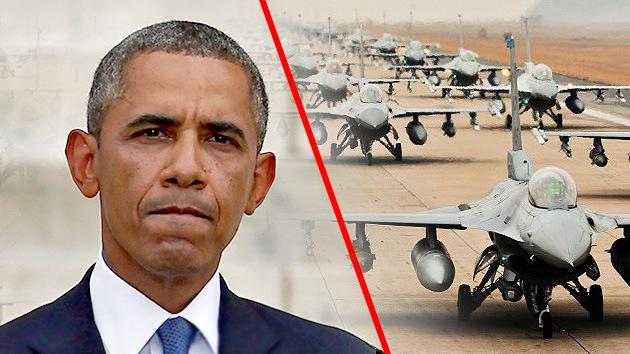 El envite falso de Obama en Siria