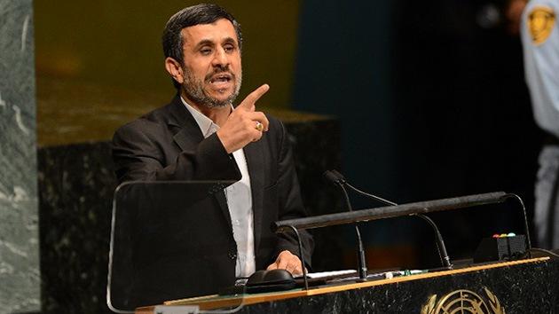 Ahmadineyad en la ONU: el mundo necesita un nuevo orden, un nuevo modo de pensar