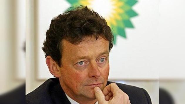 """Tony Hayward: """"BP seguirá invirtiendo en Rusia"""""""