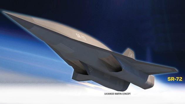 Lockheed Martin diseña un nuevo bombardero hipersónico heredero del 'Blackbird'
