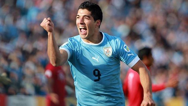 Eliminatorias Brasil 2014: Uruguay sentencia a un Perú 'guerrero'