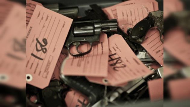 'No a las armas': Argentina avanza en la lucha contra los homicidios