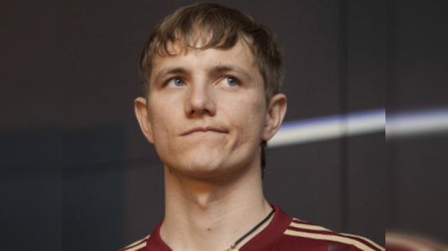 Román Pavliuchenko, a un paso de ser traspasado al Espanyol