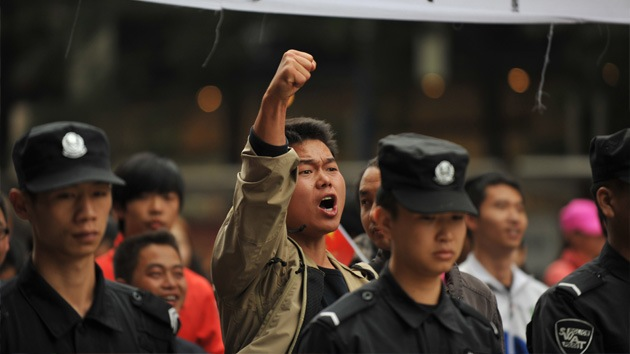 Tokio protesta tras nueva agresión de un militar de EE.UU. en la isla de Okinawa