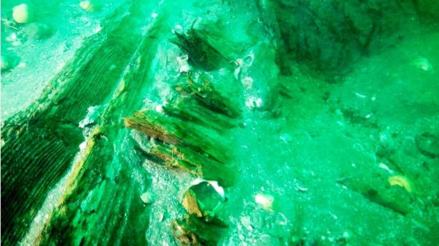 Hallan cerca de las costas de Japón un barco mongol del siglo XIII