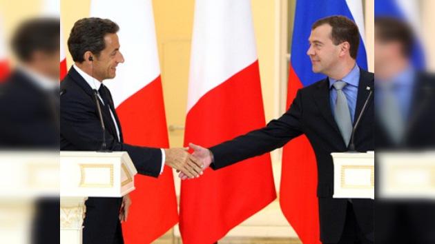 Rusia y Francia: un paso más hacia la colaboración