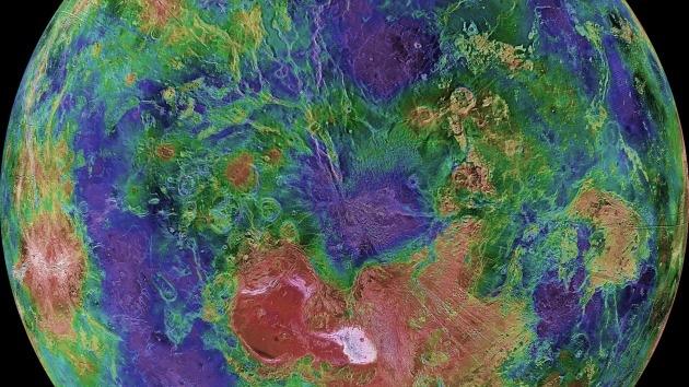 Gigantescas explosiones por el clima espacial podrían tragarse Venus